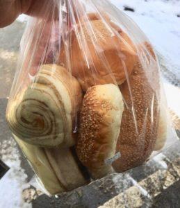 うさぎのパン工房のお楽しみ袋