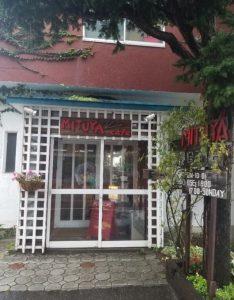 ミツヤカフェの外観