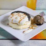 【午後のろばろば】お昼からA5和牛とパンケーキを楽しめるお店!