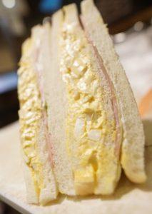 サンドリアのダブルエッグ