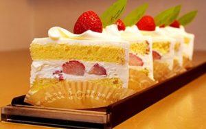菓子工房 サンディアルのショートケーキ