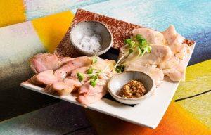 午後のろばろばの北海道産ヘルシーローストのスモーク鶏肉