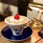 【月見想珈琲店】大倉山ジャンプ競技場近く見た目にも楽しいスイーツを提供するカフェ!