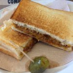 【ハサミヤサンドイッチ】幌平橋駅近くの30種類の創作サンドイッチを提供する専門店!