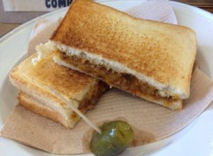 ハサミヤサンドイッチ