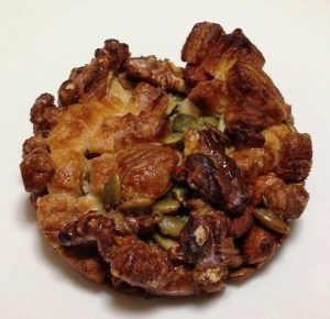 花林の一番人気「3種のナッツのクロッカン」