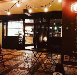 トモエベーグルのカフェ&バー