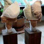 【クローバー】旭川空港近くの行列ができる手作りアイスクリーム専門店!