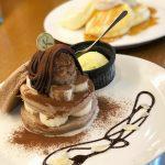 【カノン パンケークス】本格的パンケーキや珈琲、土倉のお茶を楽しめる!