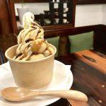【はちや】手稲で焼きいもとソフトクリームを楽しめる古民家風カフェ!