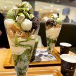 【ナナズグリーンティー】札幌パセオ内に抹茶と和の空間の和カフェ!