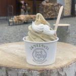 【ミルクマスタッシュ】簾舞にパティシエのこだわりソフトクリーム!