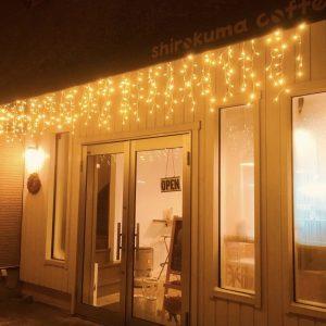 出典元:インスタ/しろくまコーヒー 銭函駅前店