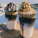 【しろくまコーヒー】銭函駅近く目の前には海が広がる素敵なカフェ!