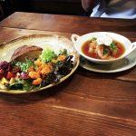 【Bistro&Cafe soup(スープ)】元銀行を改装した野菜ソムリエのカフェ!